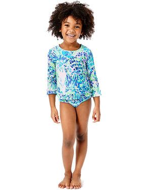 Girls Margo Upf 50 Plus Rashguard Set