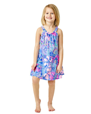 Girls Mini Loro Dress