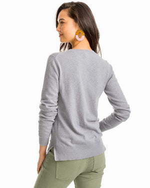 Womens Fireside Crew Sweater