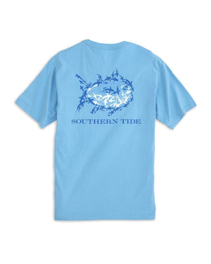 Short Sleeve School Of Sharks Skipjack Tee
