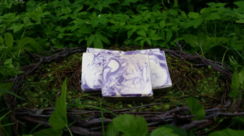 The Elder Queen Goat's Milk Soap