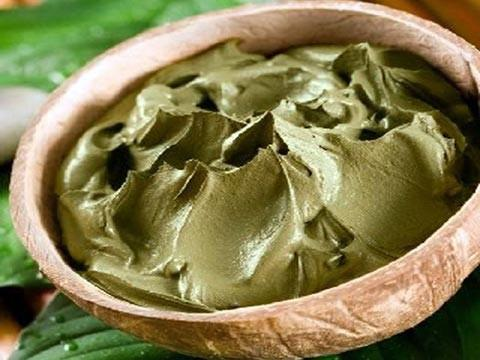French Green Clay and Goat's Milk Mask