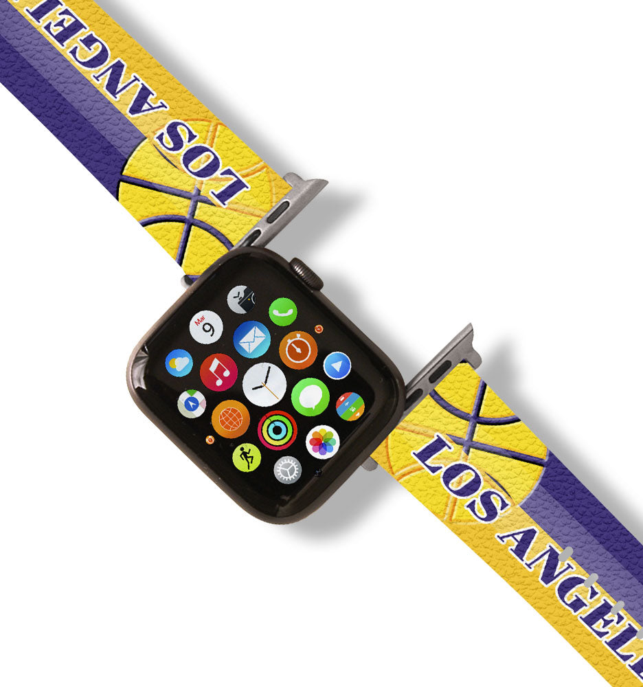 Los Angeles Apple Watch Band
