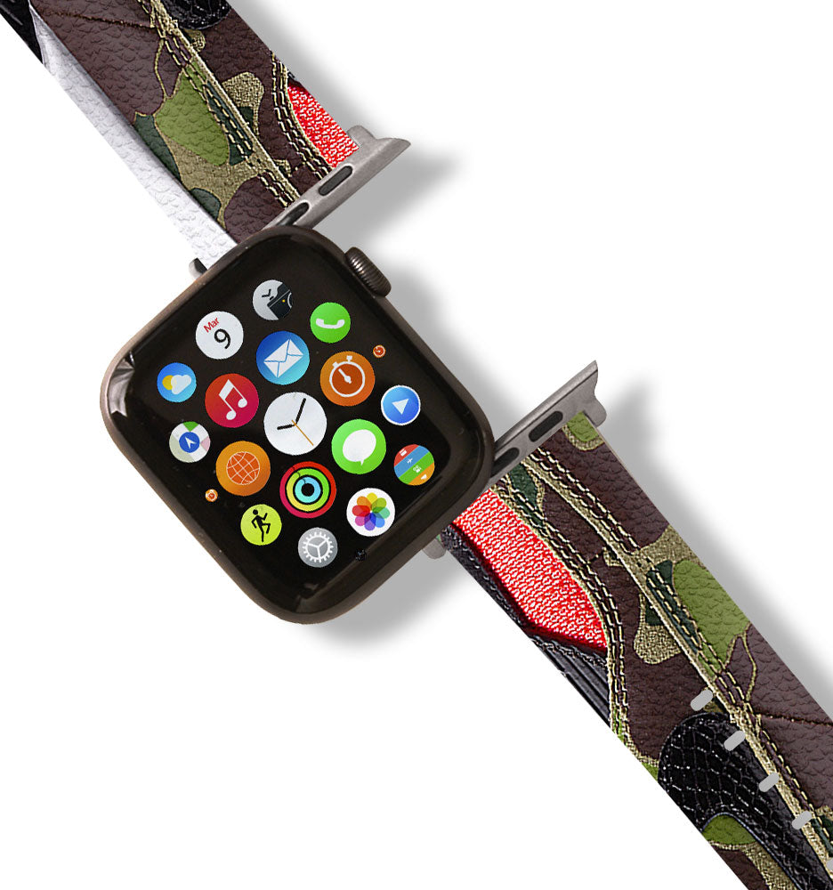 Max 90 Reverse Duck Camo  Watch Band