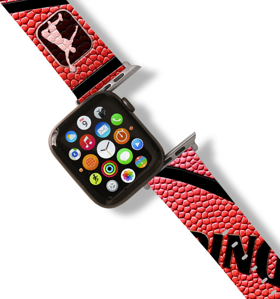 Basketball Apple Watch band