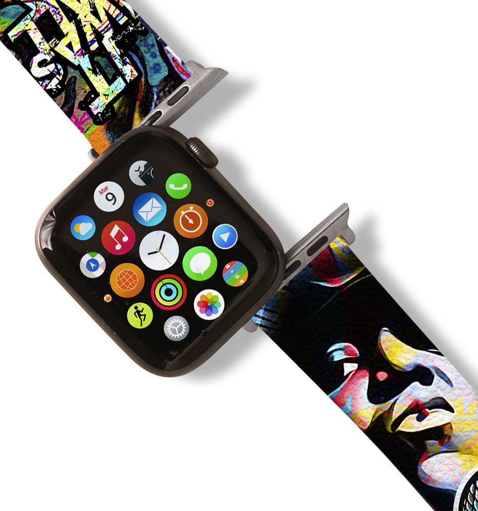 Biggie Apple Watch Band