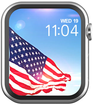 American flag Live wallpaper