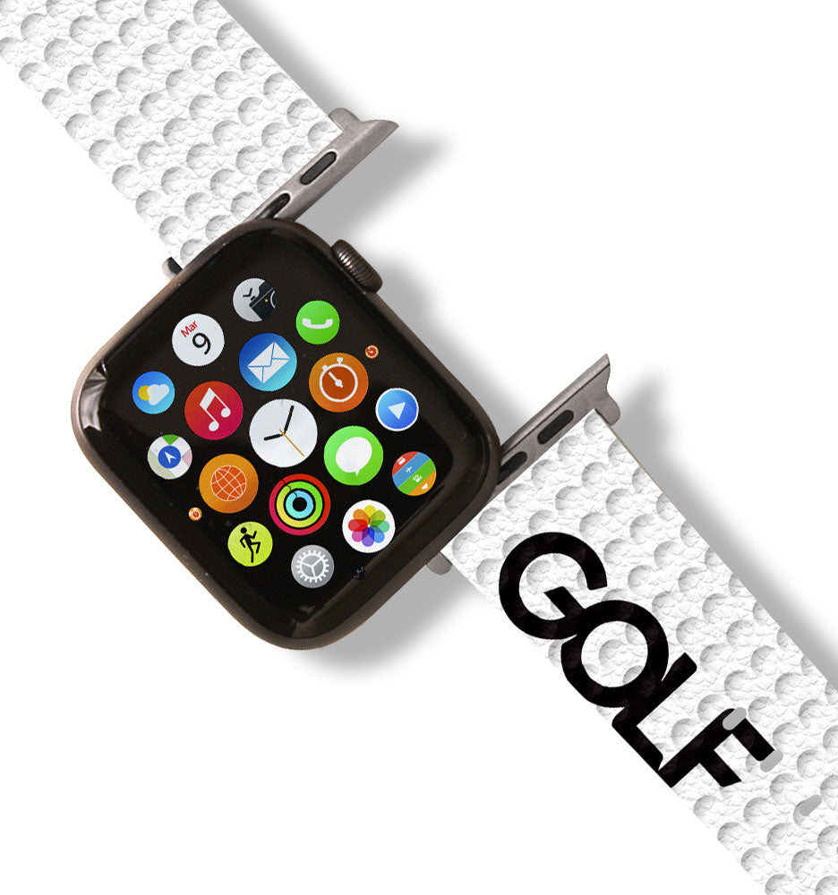 Golf Inspired Apple Watch Band