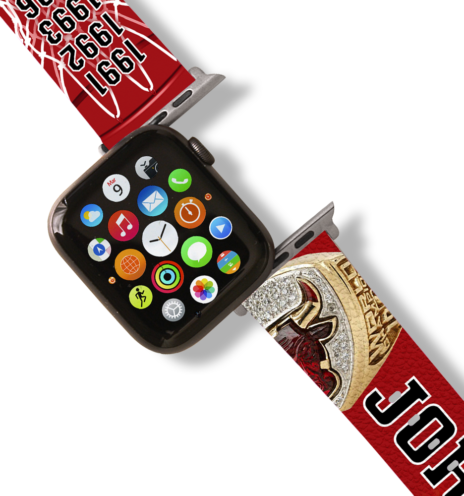 J Tribute Apple Watch Band