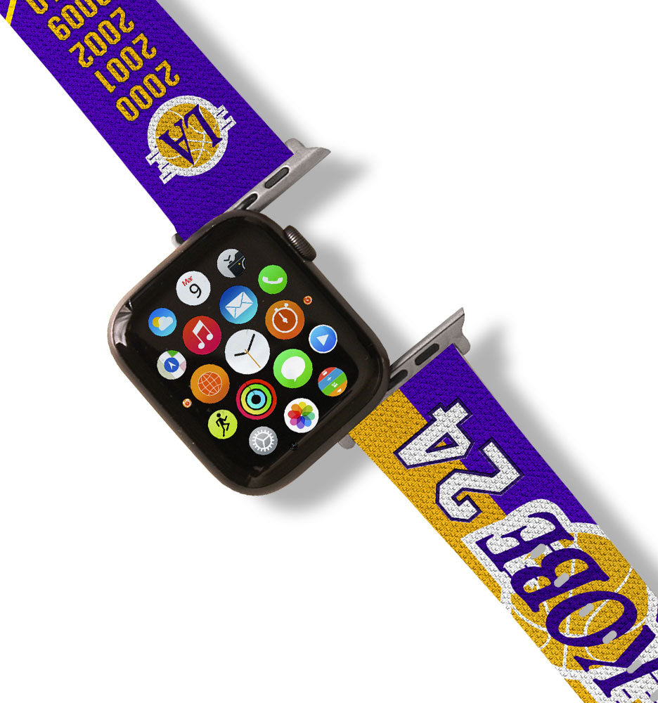 Kobe Apple Watch Band