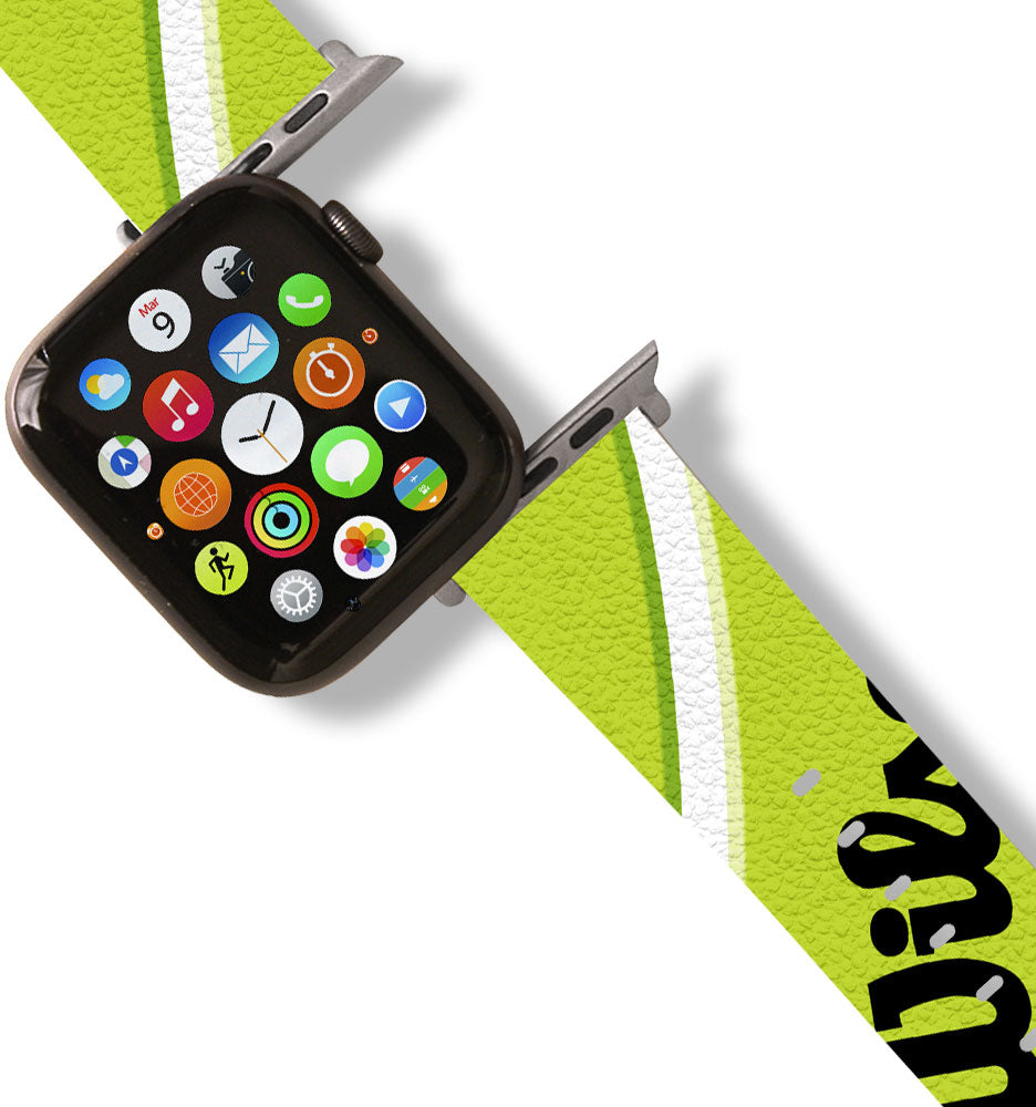 Tennis Inspired Apple Watch Band
