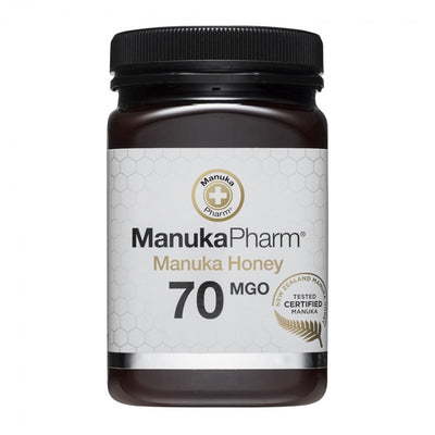 70 MGO Active Mānuka Honey 500g