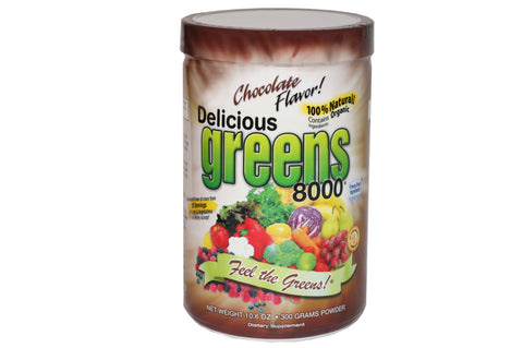 Delicious Greens 8000 Chocolate