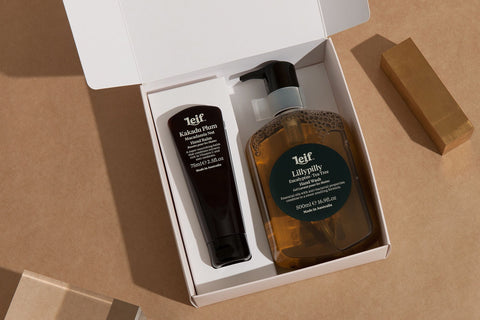 "Leif ""Two Hands"" Gift Sets"
