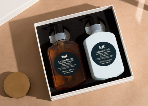 "Leif ""The Body Double"" Gift Sets"