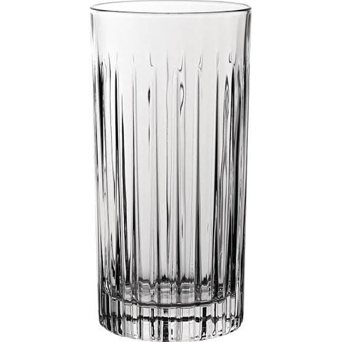 """Timeless"" Pressed Crystal Glassware"