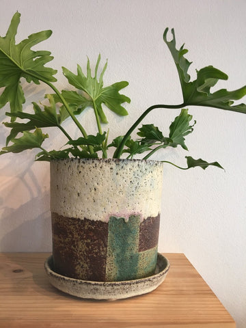 SOH Planter with Base