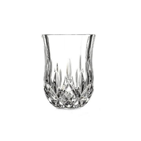 """Opera"" Pressed Crystal Shot Glasses"