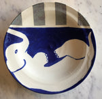 Blue & White Animal Dishes