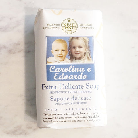 Extra Delicate Baby Soap