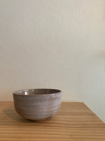 Glazed Terracotta Chawan
