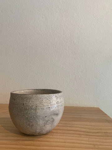 Grey/White Chawan