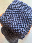Hand Knitted Woollen Scarves