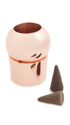 "Tom Dixon ""Fog"" Incense Burner Sets"