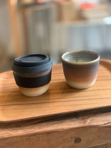 "Elke Lucas ""Flinders"" Travel Cups"