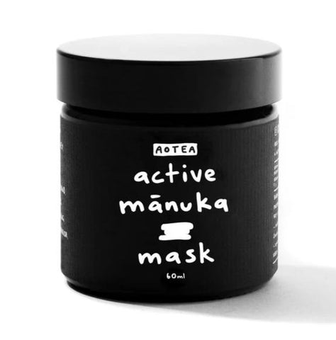 Aotea - Manuka Honey & Manuka Oil Mask