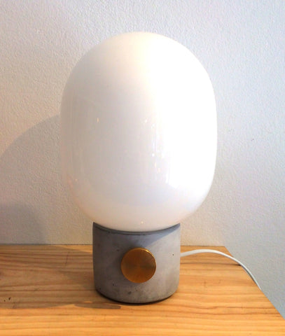 JWDA Concrete Dimming Lamp