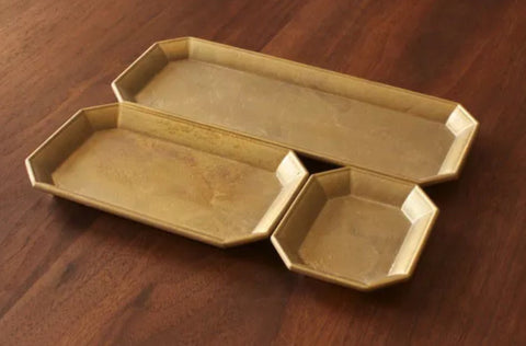 Brass Stationary Trays