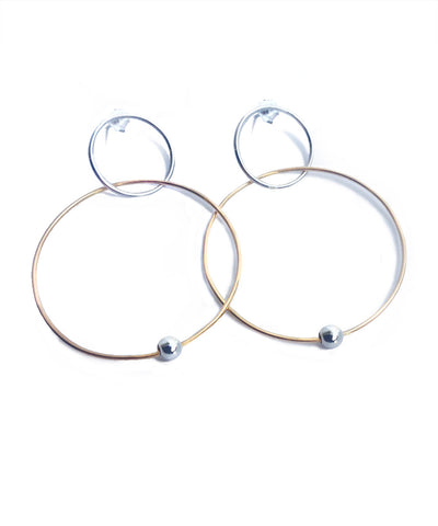 Universal Hoop Earrings (pair)