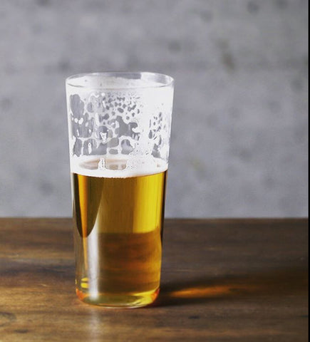 Fine Japanese Beer Glass