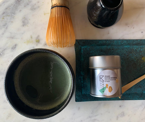 Certified Organic Matcha Tea and Essentials