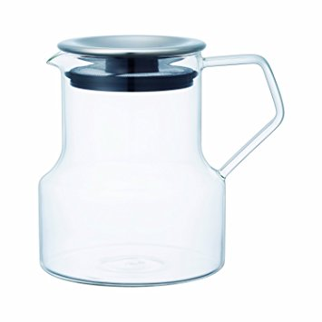 "Kinto ""Cast"" Glass Teapot 700ml"