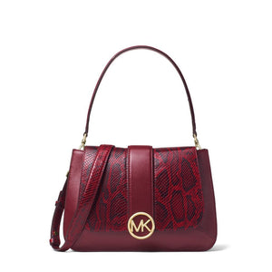 Michael Kors red bag handbag