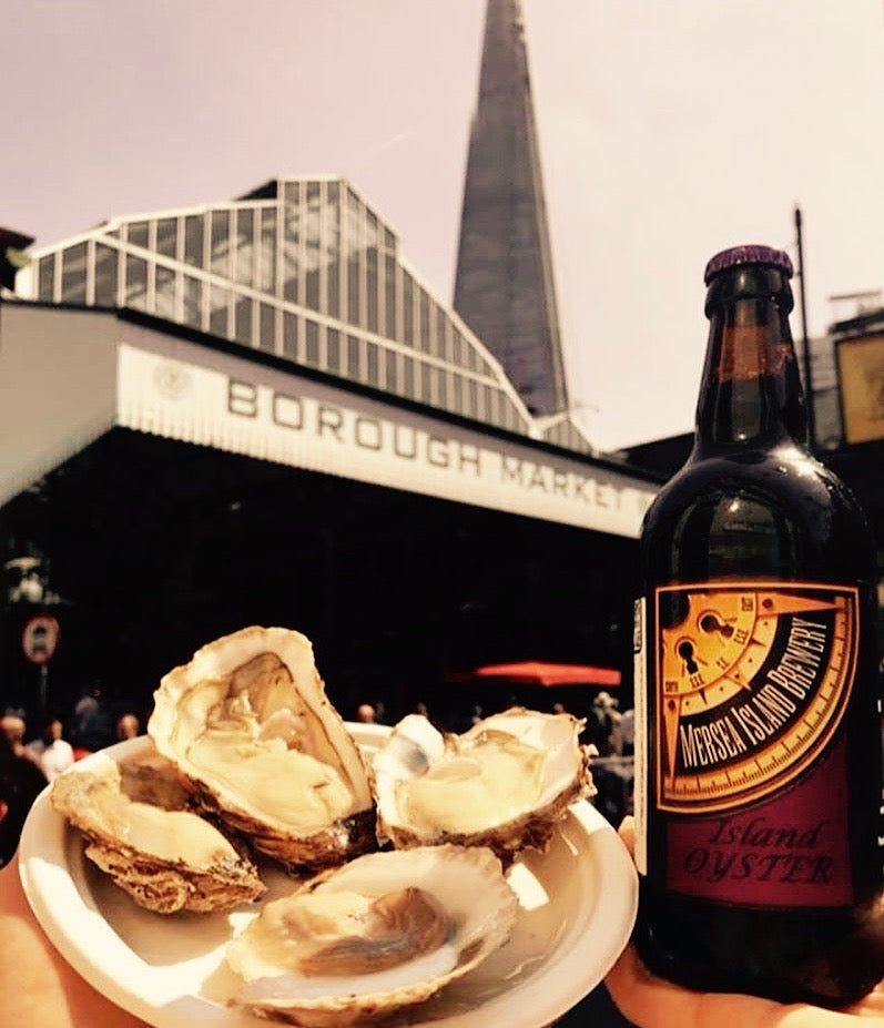 Borough Market. Buy oysters. Mail order oysters. Mersea Oysters. Buy oysters online. Richard Haward's Oysters.