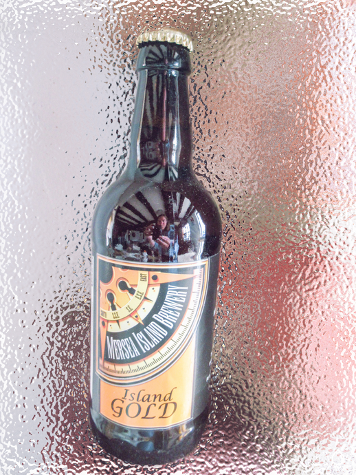 Island Gold Ale sold by Richard Haward's Oysters