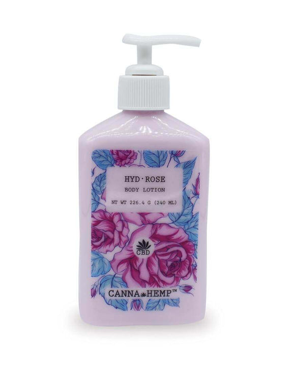 CHInfused - Lotion Hyd Rose