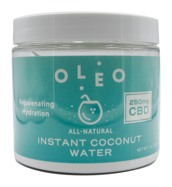 OLEO - Coconut Water Mix Jar