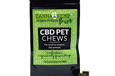 CHInfused - Pet Chews 22mg 10ct