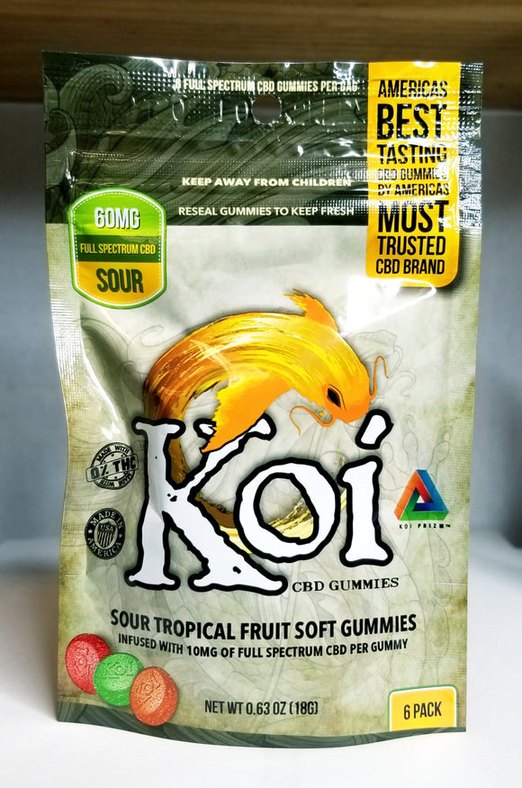 Koi - Gummies 10mg/6ct