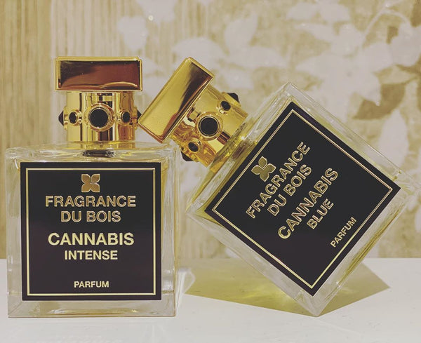 CANNABIS BLUE & CANNABIS INTENSE