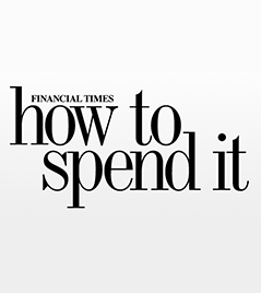 Fragrance Du Bois Features in Financial Times - How to Spend It