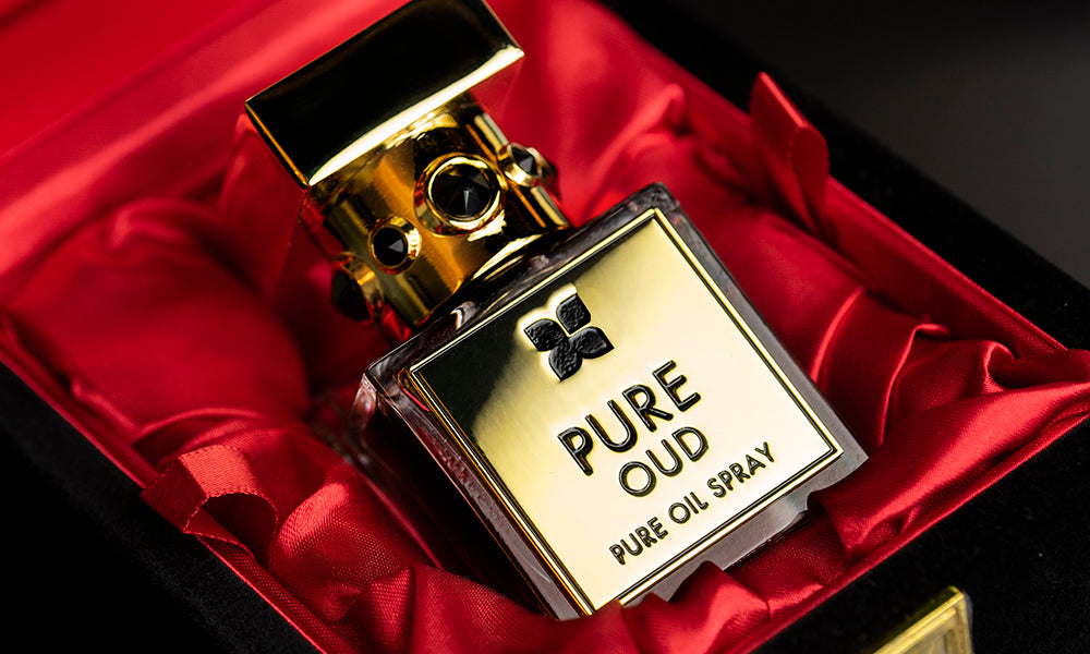 PURE OUD - Fragrance Du Bois