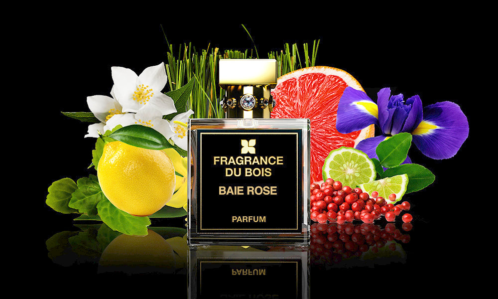 BAIE ROSE - Fragrance Du Bois