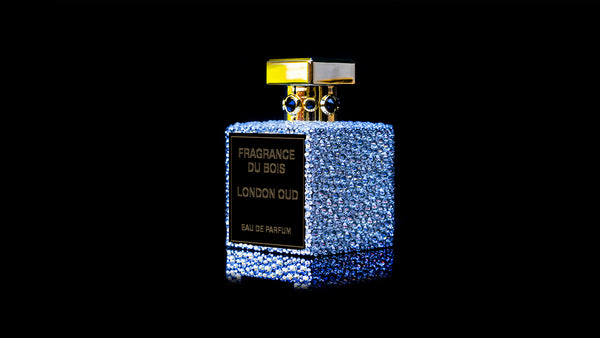 SILVER CRYSTAL LONDON OUD 1 of 1 CUSTOM ORDER-Fragrance du Bois