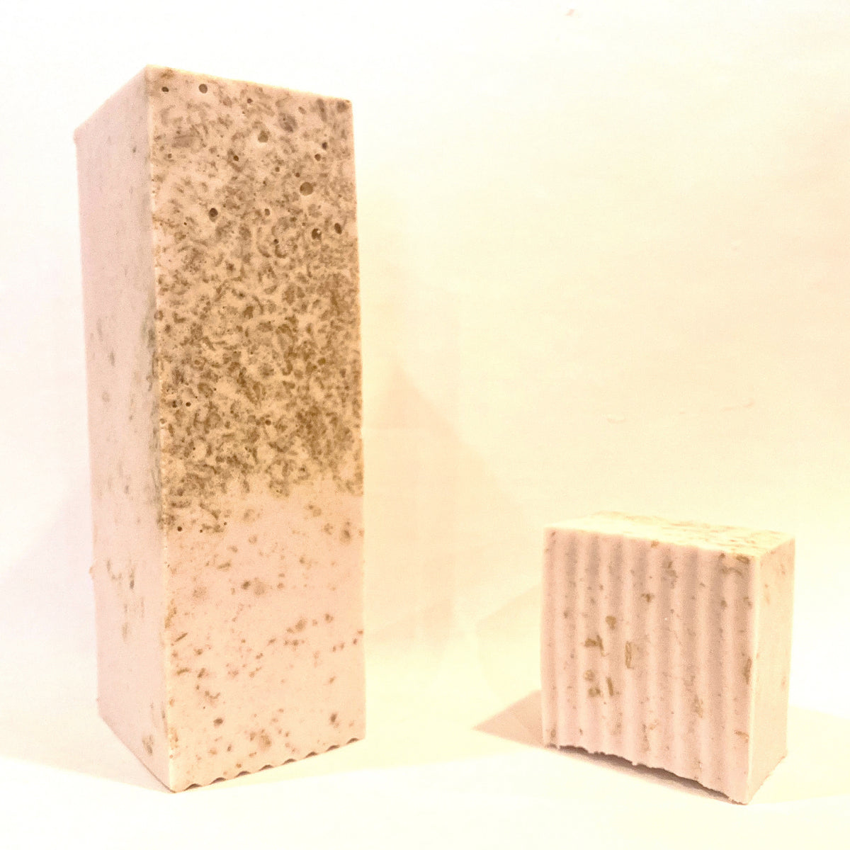 Oatmeal and Lavender Soap Bar