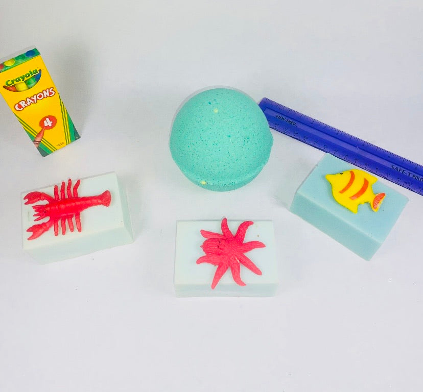 Beach Bomb Kid's Kit